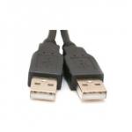 Кабель ExtraDigital USB 2.0 AM – AM 1.5 м (DV00DV4055)