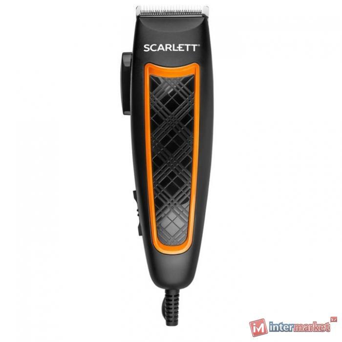 Машинка для стрижки волос Scarlett SC-HC63C18 черный