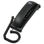 Телефон проводной Ritmix RT-007 черный